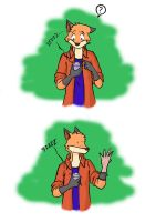 What the...? by fecama
