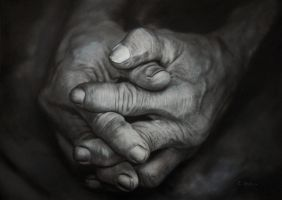 Hands by BritaSeifert
