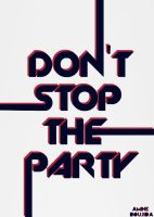 don't stop the party by Aminebjd