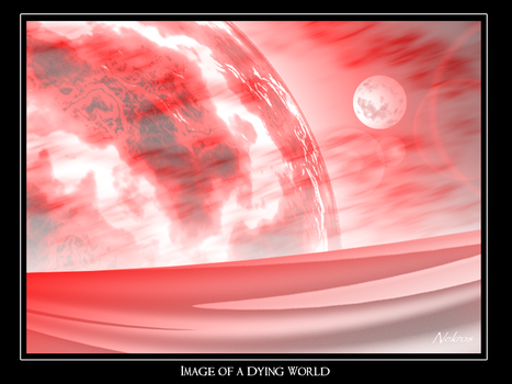 Last Picture of a Dying world by equinox01