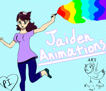 Fanart For Jaiden Animations by Plushimations