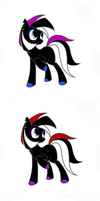 Pony Designs For IAB by ElectricHalo