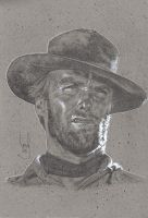 Clint Eastwood by JeffLafferty