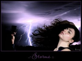 Storms by M-I-R-I-E-L