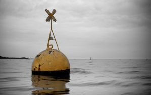 The bouy by cosmicsteve