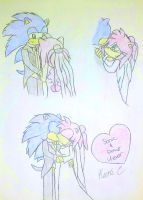 Sonamy Wedding: Breaking Dawn by XxFiery666xX