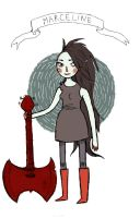 AT: Marceline by ameliadolezal