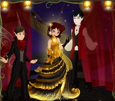 Dancing With The Devil - Pixie Style by Zi2000