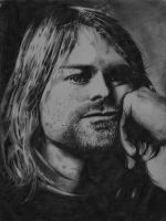 Kurt Cobain by What-about-chris