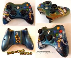 Borderlands 2 Maya Xbox Controller by Edge-Works