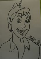 Peter Pan Uncolored by Music---Junky