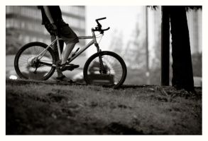 Cycling Time by adrielchrist