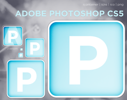 Adobe Photoshop CS5 by moontrain