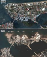 asia before and after tsunami by monky1
