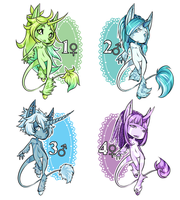 Unicorns again [CLOSED] by DGAdopts