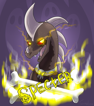 It's the Specter Detector! by TwistedEerie