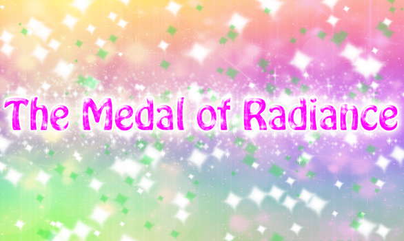 The Medal of Radiance by Imaginarygirl1