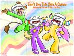 Dont Give Hate A Chance by vaporotem