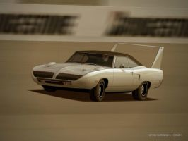 Superbird flying in Japan by GTAce
