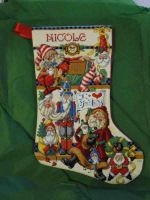 Christmas Stocking by BlackUmbral