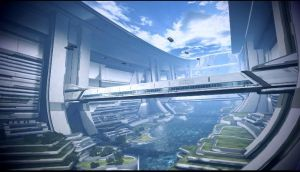 Mass Effect 3 Citadel Dreamscene 2 by droot1986
