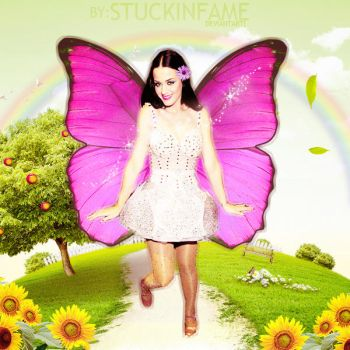 Butterfly Montage by stuckinfame