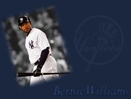 Bernie Williams BG1 by laurag53