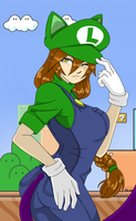 Happy St. Luigi Day by MoeAlmighty