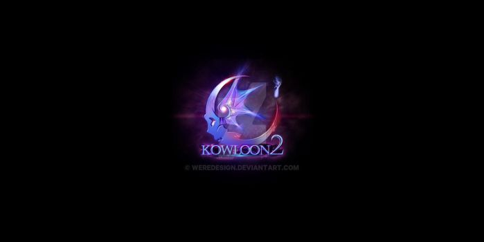 Kowloon2 - Logotype by weredesign