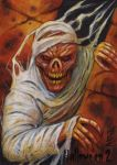 Hallowe'en 2 Sketch Card - Frank A. Kadar 2 by Pernastudios