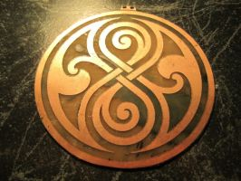 Seal of Rassilon by NBitWonder