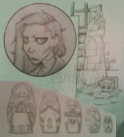RPG - Matryoshka by Murielle