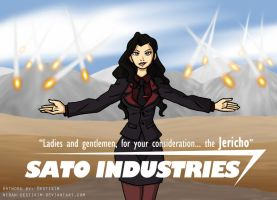 Sato Industries by Niban-Destikim
