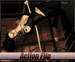 Action Flip Freebie Pose by Afina79