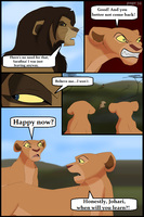My Pride Sister Page 34 by KoLioness