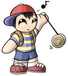 Ness Chibi by RedPawDesigns