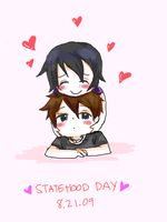 Happy Statehood Day by NiteLyfe