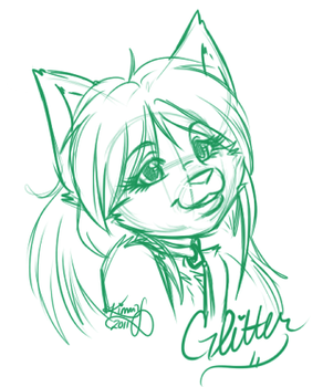 glitterbaby kitty icon by GlitterbabyKitty