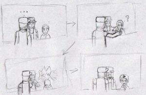 Silent Hill Origins - Comic 01 by Ifrit9