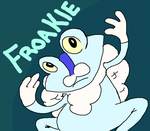 Okie Dokie Mr. Froakie by ThePoliwrath