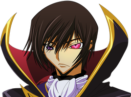 C.G. R1 - Lelouch Lamperouge/Zero by AB-Anarchy