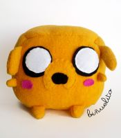 Cute Jake Plush by asumii