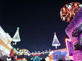 Osbourne Family Spectacle of Dancing Lights by ShadowsoftheRose