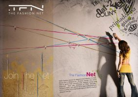 JOIN THE NET option 2 by anacharef