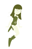 .:olivine pearl:. by corruptedcosmos