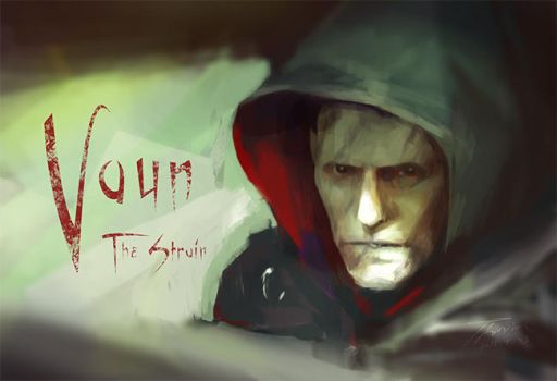 The Strain--vaun by sher05