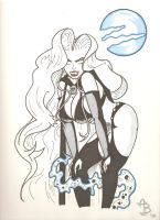 Lady Death by Elvatron
