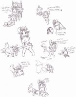Hobbit MGs: The Great Goblin by Cerberus123