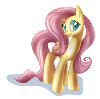 Fluttershy by Pauuh