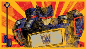 Soundwave by incrediblejeremy